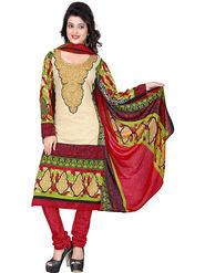 Khushali Fashion Crepe Printed Unstitched Dress Material -KPNDV22001