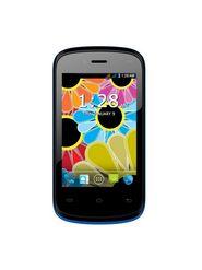MTECH OPAL 3G SMART BLUE DUAL CAMERA 3.5 INCH DISPLAY SMART PHONE