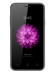 Hitech Amaze S2 4 Inch Quad Core 3G Android Kitkat Smartphone - Black & Grey