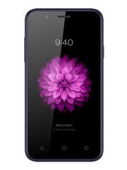 Hitech Amaze S2 4 Inch Quad Core 3G Android Kitkat Smartphone - Blue & Black