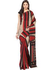 Branded Cotton Bhagalpuri Sarees -Pcsrsd44