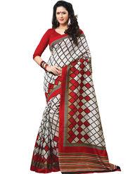 Shonaya Printed Handloom Cotton Silk Saree -Snhls-2004-B