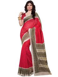 Shonaya Printed Handloom Cotton Silk Saree -Snkvs-3010-B