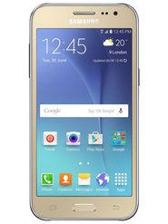 Samsung Galaxy J2 Android Lollipop, Quad Core Processor with 1GB RAM & 8GB ROM - Gold