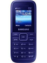 Samsung Guru FM Plus SM-B110E - Blue