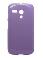 Snooky Back Cover for Motorola Moto G - Purple