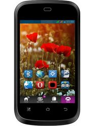 Swipe Konnect 3 Dual Sim Android Phone - Black