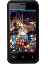 Swipe Konnect 4 Neo Dual Core Android Kitkat 3G Smartphone - Black