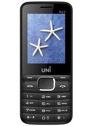 UNI N23 1.8 Inch Dual Sim Mobile - White
