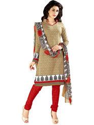 Khushali Fashion Cotton Printed Unstitched Dress Material -VRWC22007