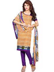 Khushali Fashion Silk Printed Unstitched Dress Material -VSPKV24436