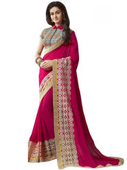 Nanda Silk Mills Fancy Traditional Saree_Vr-1800