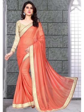 Viva N Diva Georgette Embroidered Saree 10063-Sanaa