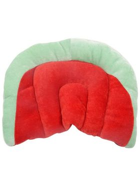 Ole Baby Premium Mustard Watermelon Shape Rai Seed Pillow_OB-RPWM-B033