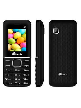 Mtech G7 Dual Sim Phone - Black