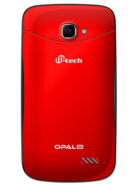 Mtech Opal S2 Android Kitkat Dual Core Processor 3G Smartphone - Red