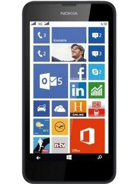 Nokia Lumia 630 SingleSim - Black