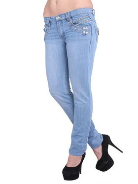 Pack of 2 Lavennder Denim Solid Jeans_2008-2009