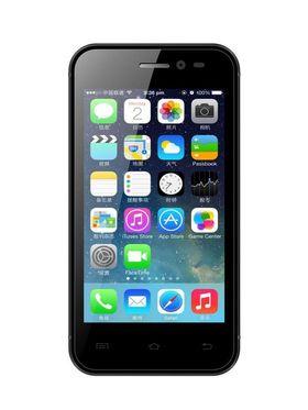 Intex Aqua 3G+ - Dual SIM/ 4 inch Display/ Android 4.4 Kitkat/ Dual Camera - Grey