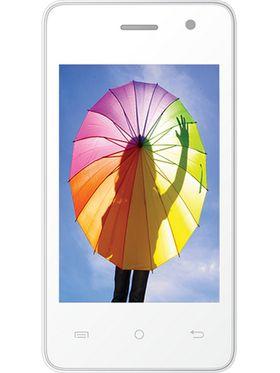 Intex Aqua V2 Smart Mobile Phone - White