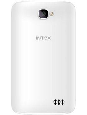 Intex Aqua R2 Smart Mobile Phone - White