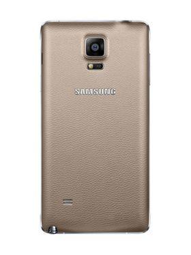 Samsung Galaxy Note 4 - Gold
