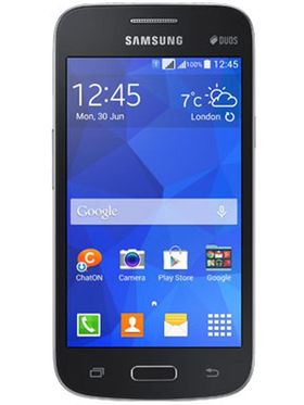 Samsung Galaxy Star Advance - Black