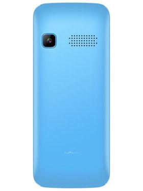 Lava�KKT ULTRA PLUS 2.4 Inch Dual SIM Mobile Phone - Black Blue
