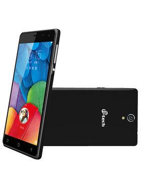 Mtech TURBO L9 5 Inch 3G Wifi 8GB ROM Smartphone - Black