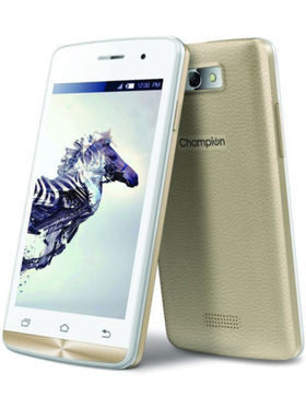 Champion My Phone 43 KitKat 3G Smartphone - White