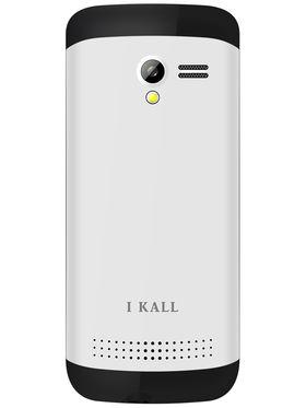 I Kall K37 Dual SIM Mobile Phone - White