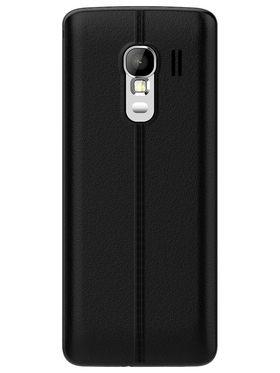 I Kall K39 Dual SIM Mobile Phone - Black