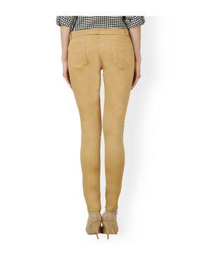 Women Slim Fit Cotton Lycra Stretchable Trouser - TGLCH-2