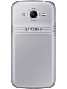 Samsung J2 New Edition 2016 (Silver)