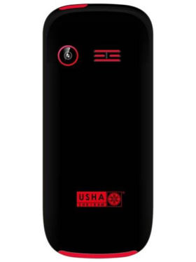 Usha Shriram CM1 Feature Phone - Black