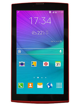 Amosta 7D2A 3G + Wi-Fi Calling Tablet (Red)