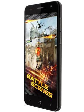 Swipe Konnect 5.1 (RAM : 1GB : ROM : 8GB) 3G Calling Smartphone (SandStone Black)