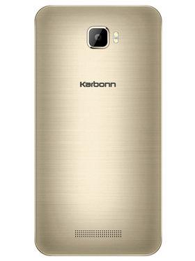 Karbonn Mobile Phone K9 Virat (Champagne Black)