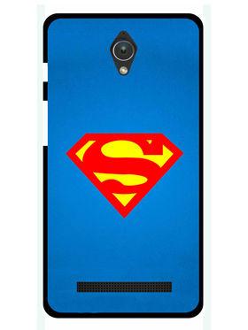 Snooky Designer Print Hard Back Case Cover For Asus Zenfone C ZC451CG - Blue