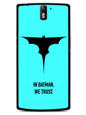 Snooky Designer Print Hard Back Case Cover For OnePlus One - Sky Blue