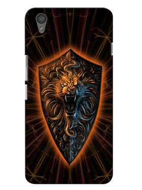 Snooky Digital Print Hard Back Case Cover For OnePlus X - Multicolour