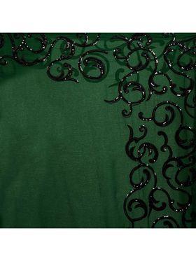 Designersareez Embroidered Chiffon Saree -1991