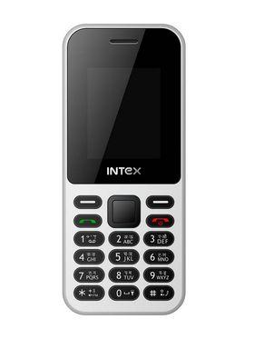 Intex Eco 105 Dual Sim Phone - White