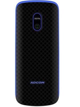 Adcom Nonu X9 Black with Whatsapp