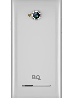 BQ S37 - 3.5 Inch WVGA IPS/ Update to Kitkat 4.4.2 OS/ WEUI 2.0 - White