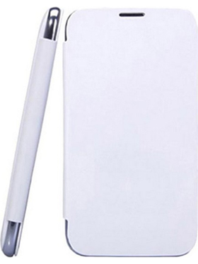 Camphor Flip Cover for Nokia 625 - White