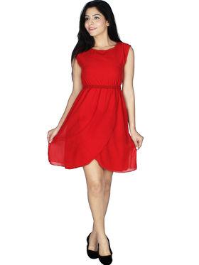 Sai Arisha Printed Georgette Dresses -ars13