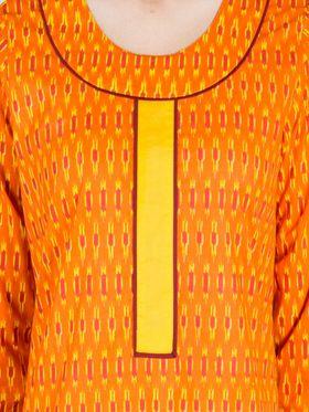 Branded Cotton Printed Kurtis -Ewsk0715-1412