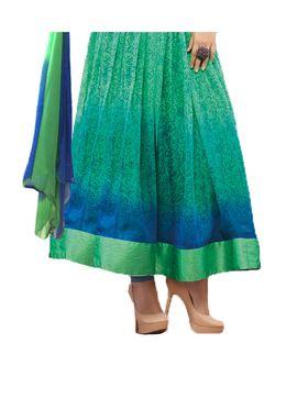 Fabfiza Printed Georgette Semi Stitched Anarkali Suit _FBPH7-1096