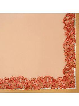 Florence Embroidered  Chiffon Sarees -FL-11195